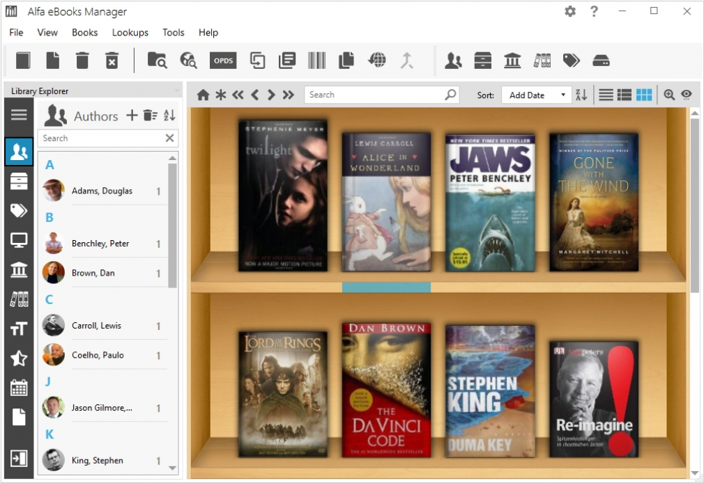 EBOOK MANAGER DOWNLOAD