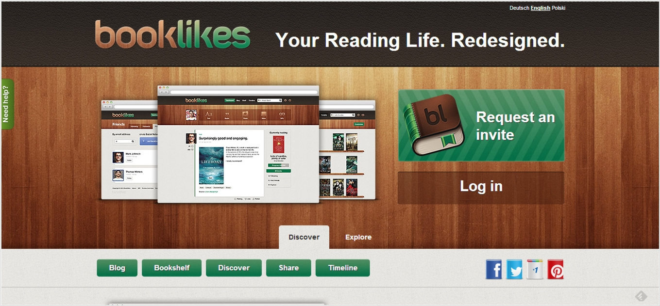 BookLikes alternatives  Top 10 Book Review Sites