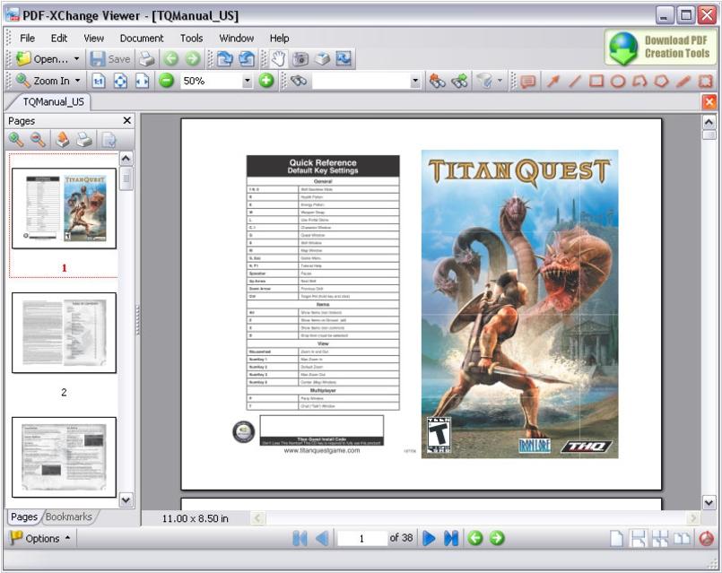 Viewer pdf quick