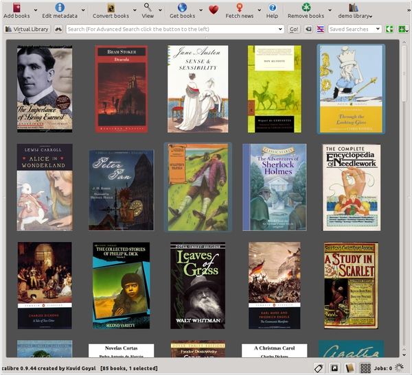 Calibre vs eXtreme Books Manager  The Best eBook Organizers