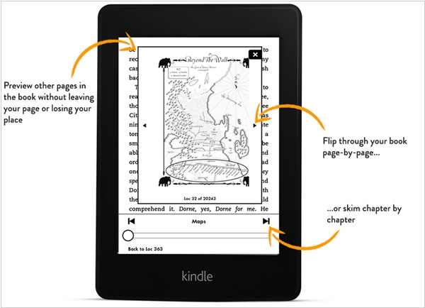 am i able to study my kindle books on my pc