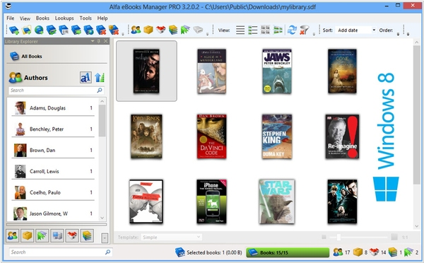 Alfa Ebooks Manager Vs VitalSource Bookshelf The Best EBook Organizers