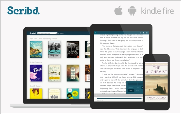 Epic vs Scribd  The Best Book Review Sites