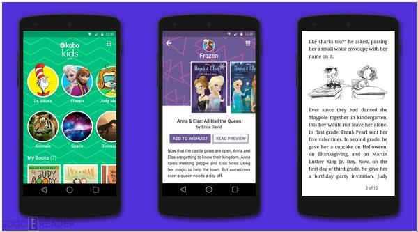 Kobo vs Sony Reader app  The Best Online eBook Stores