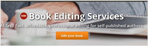Book editing services in colorado