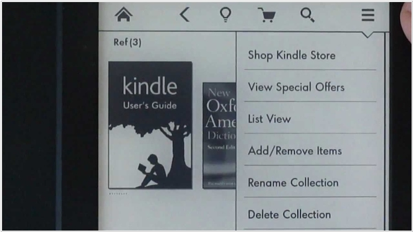 4 ways to organize books and collections on Kindle