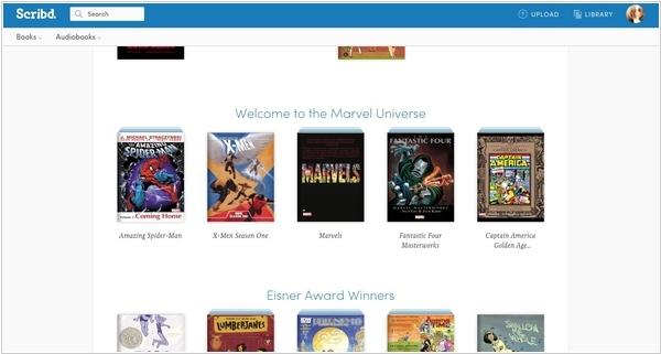 Oyster vs Scribd  The Best Online eBook Stores
