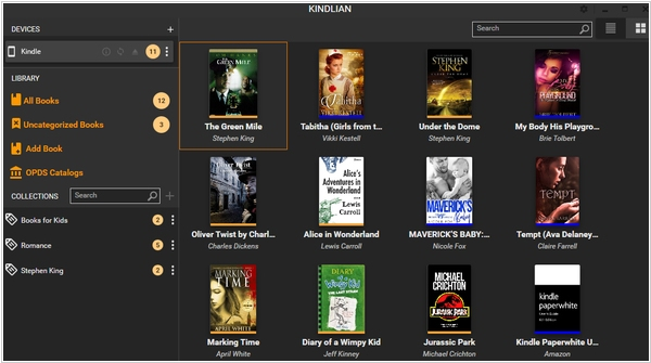 Kindle Book Collections