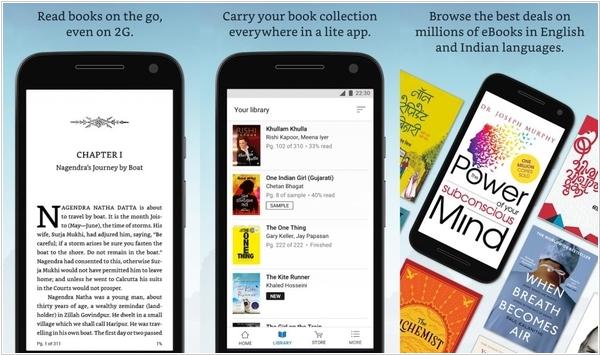 Kindle vs Nook  The Best Online eBook Stores