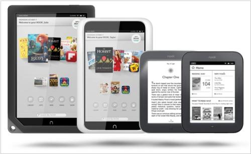 Kobo Glo vs Nook GlowLight  The Best e-Readers