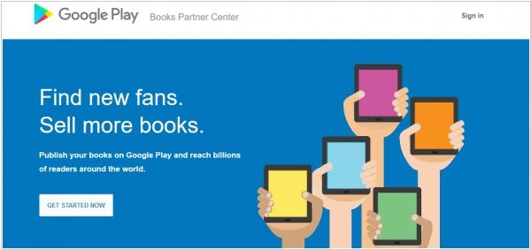Google Play Books Partner Center alternatives  Top 10 eBook