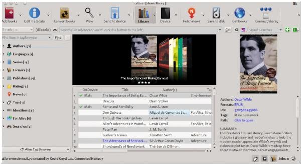 Calibre vs Kindlian  The Best eBook Organizers