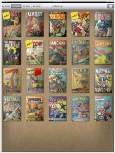 Top 10 Comic Book Readers (CBR, CBZ) for iPhone and iPad