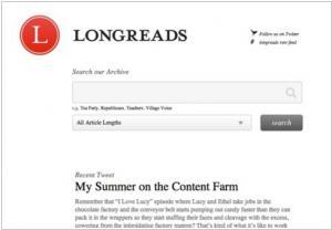 Longreads