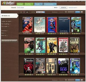 Create A Virtual Bookshelf Discover New Books Connect With Friends And Learn More About Your Favorite All For Free